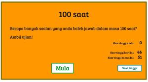 100 saat