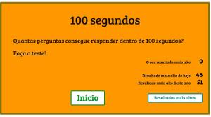 100 segundos