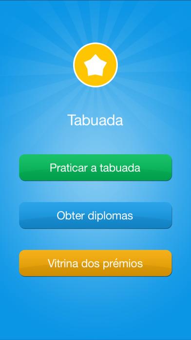 App de Prática de Tabuada exemplo 1